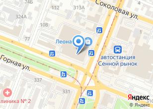 Компания «Swatch» на карте