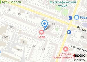 Компания «СУХОЙ ЗАКОН» на карте