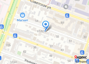 Компания «Венеция» на карте
