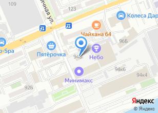 Компания «МПКМ» на карте