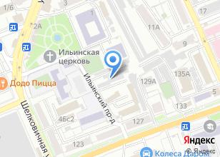Компания «Танаис» на карте