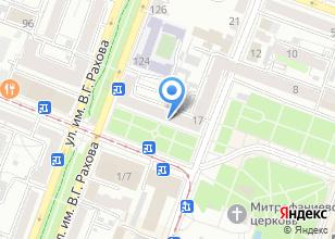 Компания «Differer» на карте