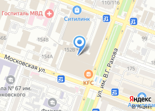 Компания «Телемагазин» на карте