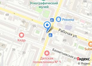 Компания «Зона» на карте