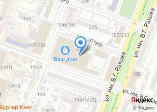 Компания «Техносервис Саратов» на карте