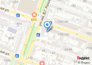 Компания «Tupperware» на карте