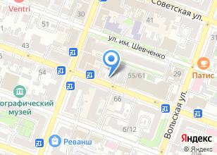 Компания «Elen» на карте