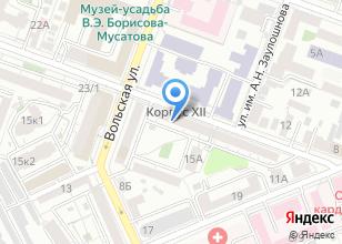 Компания «ФОТОН» на карте
