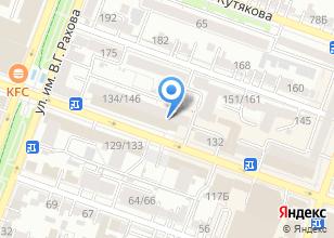 Компания «Огни Саратова» на карте