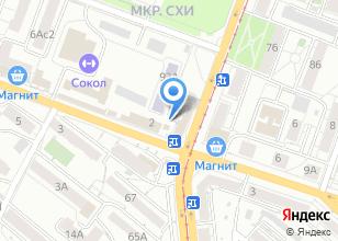 Компания «АСВ финанс» на карте
