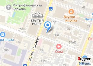 Компания «Офит» на карте