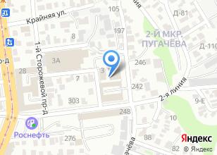 Компания «Механика Саратов» на карте