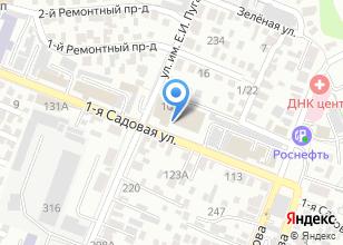 Компания «Shturmann.net» на карте
