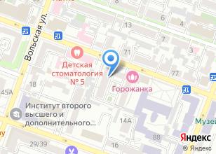 Компания «Керамакс» на карте