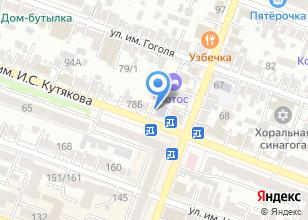Компания «М2М телематика-Саратов» на карте
