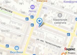 Компания «Клиника доктора Парамонова В.А» на карте