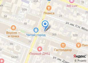 Компания «Спектр-Оксана» на карте