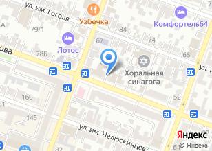 Компания «Магазин смешанных товаров» на карте