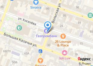 Компания «КБ Евротраст» на карте