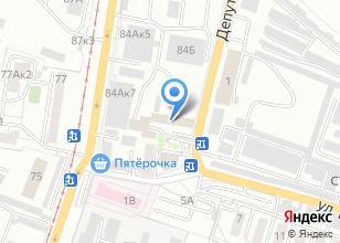 Компания «Акустиль» на карте