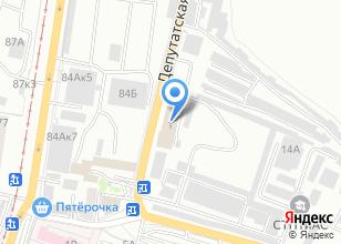 Компания «Сартехстройинвест» на карте
