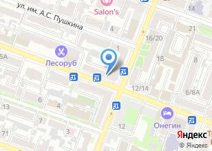 Компания «Stock Мания» на карте