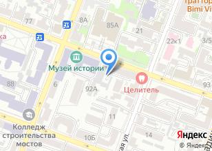Компания «ВК-трейдинг» на карте