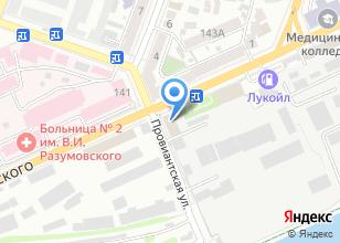 Компания «Элеваторспецстрой» на карте