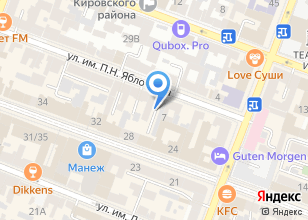 Компания «Tattoo Divizion» на карте