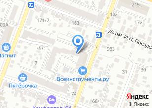 Компания «Рикасстрой» на карте