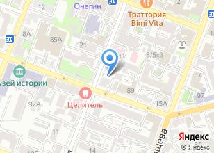 Компания «Автоинструмент» на карте