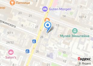 Компания «Авароптстрой» на карте