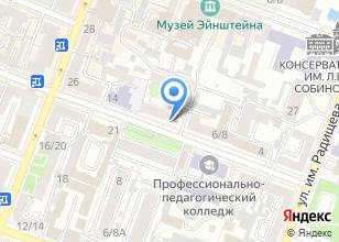 Компания «Часовой Мир» на карте