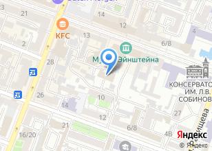 Компания «АР-рекордз» на карте