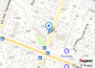 Компания «VV Service» на карте