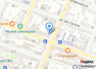 Компания «Стопкадр» на карте