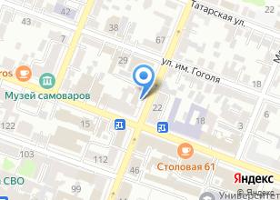 Компания «Diskus» на карте