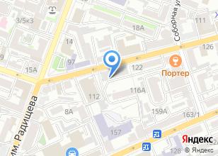 Компания «Хрустальная корона» на карте