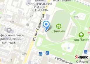 Компания «VELODRUG» на карте