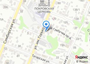 Компания «Москательная лавка» на карте