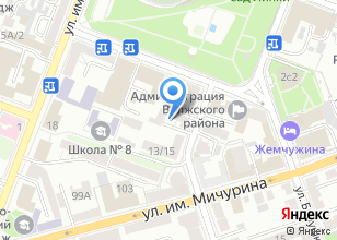 Компания «Волжские дали лечебно-оздоровительный комплекс» на карте