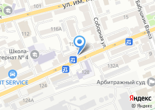 Компания «Чёрная метка» на карте