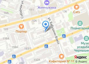 Компания «Анапе.нет» на карте