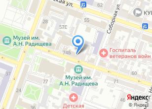 Компания «ПромВес» на карте