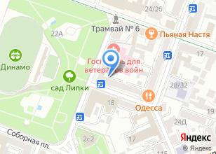 Компания «Lafka» на карте