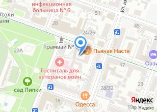 Компания «Электрощит торговый дом» на карте