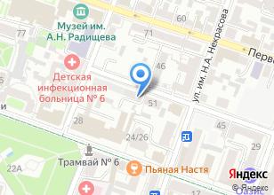 Компания «Бутик свадебной моды Юлии Романовой» на карте