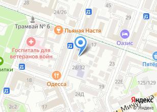 Компания «SARGAMES» на карте