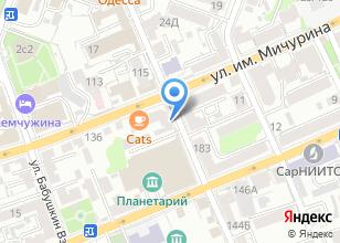 Компания «Радиан» на карте