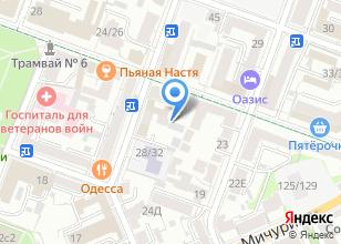 Компания «Медовая кладовая» на карте